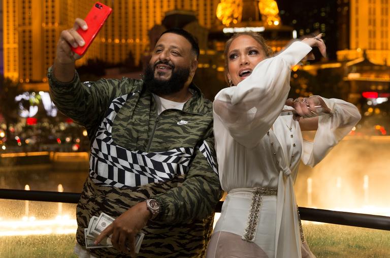 Jennifer Lopez & DJ Khaled